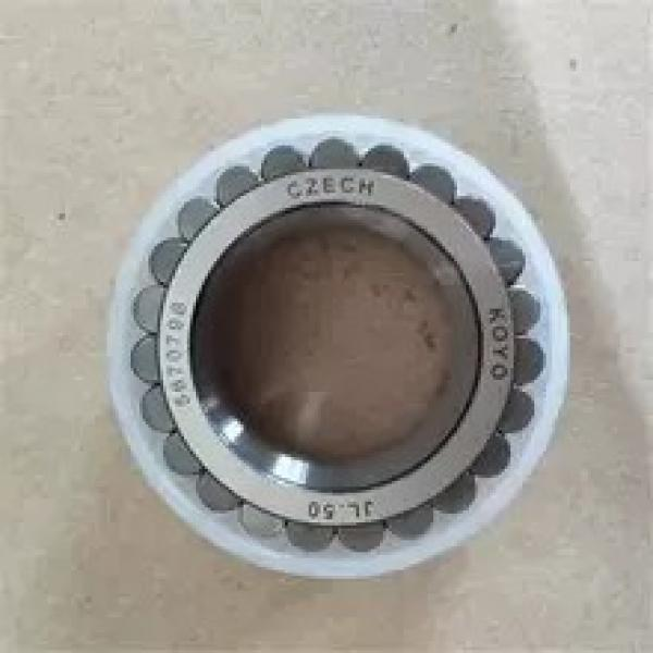FAG NU38/750-M1 Cylindrical roller bearings with cage #2 image